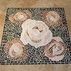 Los mosaicos ganan espacio en la decoración de la casa