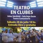 Grupo de Teatro Comunitario presenta: LAS RUINAS DE POMPEYA