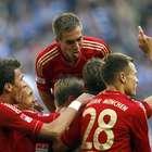 El Bayern impone su calidad como visitante ante el Schalke