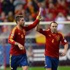"""Iniesta: """"No creo que el Real Madrid deje marchar a Ramos"""""""