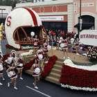 Desfile de las Rosas 2013