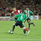 Santa Fe y Atlético Nacional serán cabezas de serie