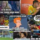 The best memes of Spain's loss against Brazil (photos)