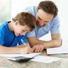 8 claves para que los niños hagan la tarea y estudien
