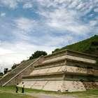 Pirâmide perto de Puebla é o maior monumento da humanidade
