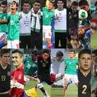 Conoce a los jugadores de México Sub 17 que son subcampeones
