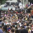 Um milhão de foliões pularam Carnaval em SP, diz Prefeitura
