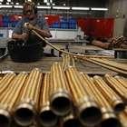 Produção industrial tem em janeiro maior avanço desde 2003
