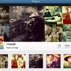Van Gogh en Instagram, ¿cómo sería?