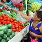 A la baja, precios de productos de la canasta básica