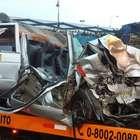 Moquegua: siete personas mueren al volcarse camioneta