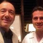 Kevin Spacey se toma foto con Peña Nieto y la sube a Twitter
