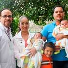 Mujer con influenza da a luz tras cesárea de emergencia