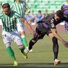 El Betis obliga al Valladolid a jugársela al todo o nada