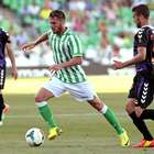 Las mejores imágenes del Betis - Valladolid