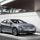 El renovado Hyundai Grandeur Sedan prevee el futuro Azera
