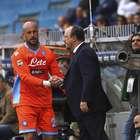 Alvo do Real, Rafa Benítez anuncia que deixará Napoli