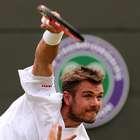 Wawrinka avança às oitavas de final de Wimbledon