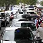 Marchas y bloqueos anticipan caos vehicular este lunes en DF