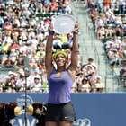Serena não dá chances à alemã e conquista tri em Stanford