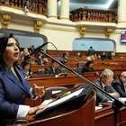 Ana Jara es censurada por el Pleno del Congreso