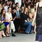 NY: Sarah Jessica Parker assiste ao desfile da Calvin Klein