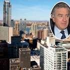 Robert De Niro paga alquiler de 125 mil dólares en New York