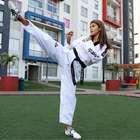 Julissa Diez Canseco lista para ganar una nueva medalla