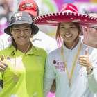 México gana el 'Challenge de Tiro con Arco' en Reforma