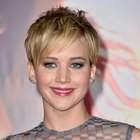 Jennifer Lawrence pone de moda sus cortes de cabello