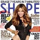 Sofía Vergara exhibe envidiable cuerpo en portada de revista