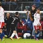 Federación alemana multa al Hamburgo tras agresión a Ribery