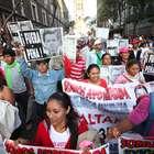 Marchas en DF hoy 4 de marzo de 2015; bloqueos y vialidad