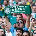 Palmeiras supera Grêmio e é 2º time com mais sócios no País