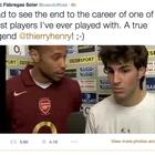 Reacciones en redes sociales tras el adios de Henry