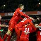 Liverpool reporta ganancias por primera vez en siete años
