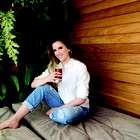 Pronta pro verão! Mariana Ferrão ensina suco em que 'viciou'