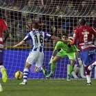 El Granada empata con la Real y suma catorce sin ganar