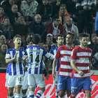 El Granada - Real Sociedad, en imágenes
