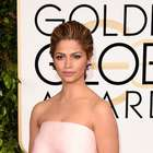 Camila Alves Wore Monique Lhuillier to the Golden Globes