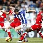 El Real Sociedad - Rayo Vallecano, en imágenes