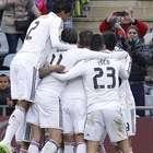 El Real Madrid calma las aguas con su goleada ante el Getafe