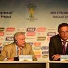 Fifa anuncia fundo com R$ 261 milhões como legado da Copa