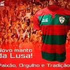 Aposta é na tradição! Veja uniforme da Portuguesa para 2015