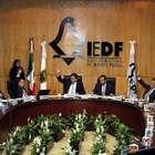 IEDF anuncia topes de campañas; se gastarán más de 66 mdp