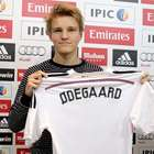 Norwegian 16-year-old Martin Odegaard debuts for Real Madrid