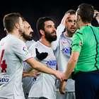 ¿Hubo penalti de Juanfran a Busquets en el Barça - Atleti?