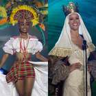 Miss Universe 2014-2015: National Custom Show