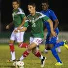 México Sub 20 ve cortada racha triunfal ante Haití