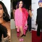 Erro ou acerto? Rihanna só de casaco e Katy Perry de chinelo